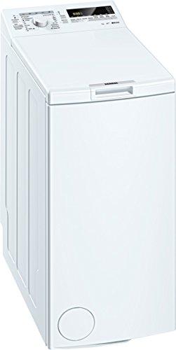 Siemens iQ300 WP12T227 Toplader / 7,00 kg / A+++ / 174 kWh / 1.200 U/min / Schnellwaschprogramm / Nachlegefunktion / Effizienter Wasserverbrauch