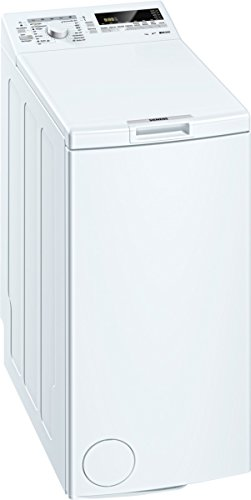 Siemens WP12T227 Libera installazione 7kg 1140RPM A++ Bianco Top-load lavatrice
