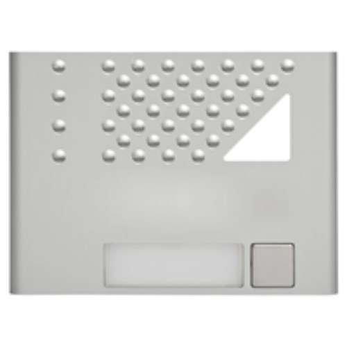 Tegui placas modul.europa - Módulo 1 pulsador derecho+rejilla
