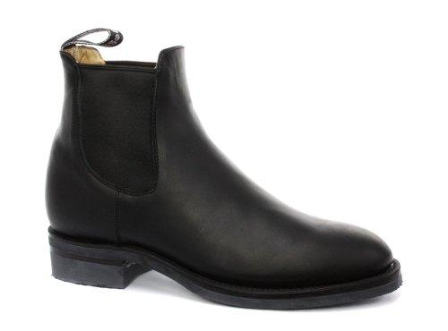 Grinders Jodhpur Mens Ankle Boots, Size 11 Black