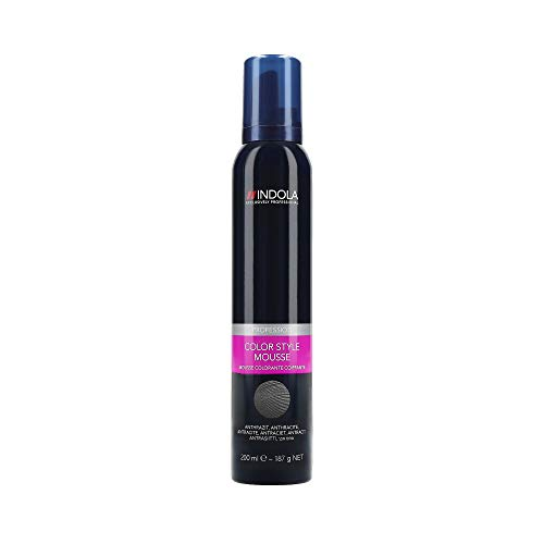 Indola Color Style Mousse anthrazit 200 ml