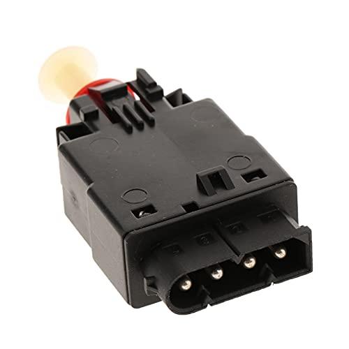 donghaibaihuopu VETHCLES 61311382385 61318360417, Interruptor de luz de Freno Ajuste para BMW E31, E32, E34, E36, Z3, E36, M3, M5