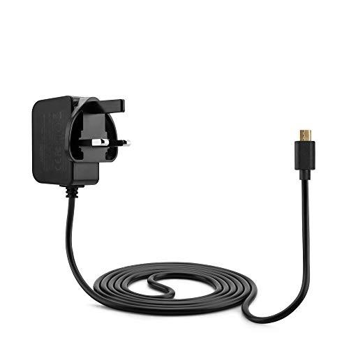 Aukru 5 V 2000 mA Micro USB Netzteil Ladegerät Adapter für Raspberry Pi 2 Modell B/Pi 2 B+ Plus, Banana Pi