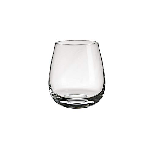 Villeroy & Boch - Scotch Whisky - Single Malt Island Whisky Tumbler transparante kristalglazen in ronde vorm, 400 ml