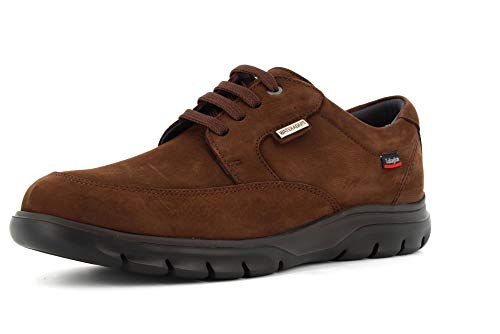 Callaghan Chaussures Homme Baskets Basses 17300 Brun Taille 44 Brown