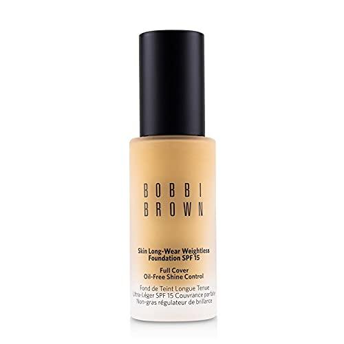 Bobbi Brown Skin Long-Wear Weightless Foundation Broad Spectrum SPF 15 - Natural Tan (4.25) - 1 fl oz/30 ml