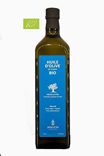 Huile d'olive BIO Vierge Extra Première pression à Froid 1L