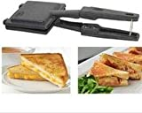 vessel crew Any Kitchen Non-Stick Coated Gas Toaster (Black)