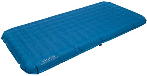 ALPS Mountaineering Vertex Air Bed, Twin, Blue