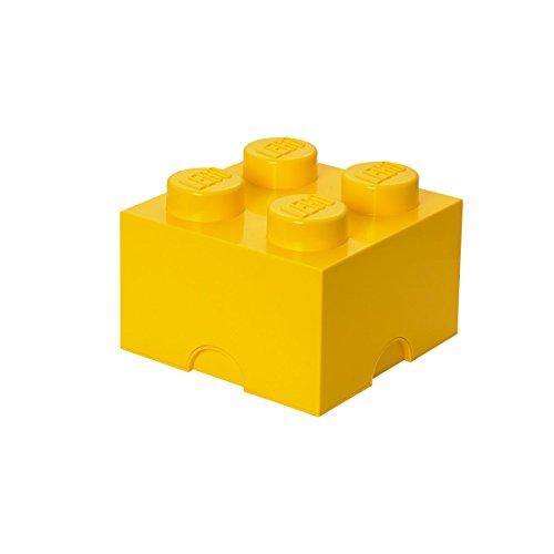 LEGO Storage Brick 4, Bright Blue