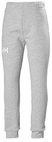 Helly Hansen Kinder Hh Logo Trägerhose, Grey Melange, 8