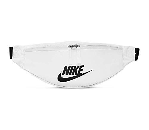 Nike Sportswear Heritage, Unisex Erwachsene, Weiß, Einheitsgröße