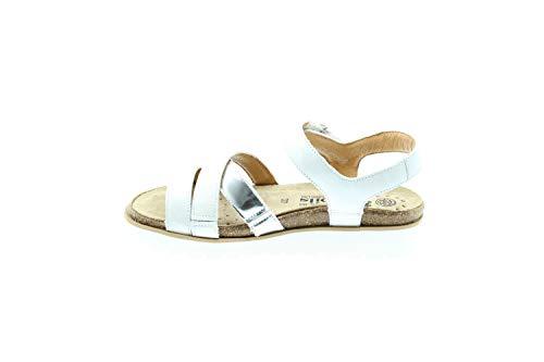 Mephisto THINA White Sandalo Donna Plato' (38 EU)