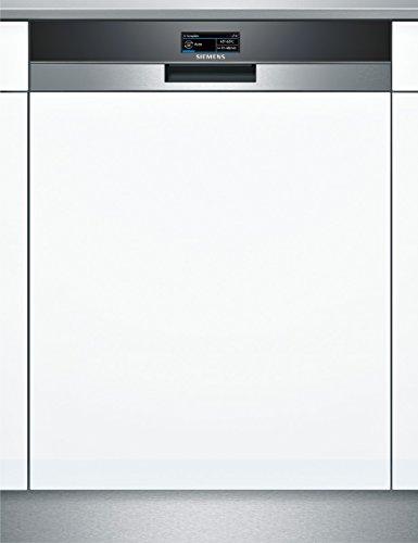 Siemens SX578S06TE Geschirrspüler Teilintegriert/A+++ / 211 kWh / 13 MGD / 2100 Liter / 3-fach Wasserschutz 24h