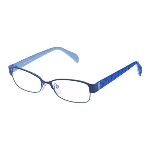TOUS VTO3215306Q5 Gafas, AZUL, 53/15/135 para Mujer