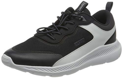 ESPRIT 031ek1w301, Zapatillas Mujer, Azul Oscuro, 41 EU