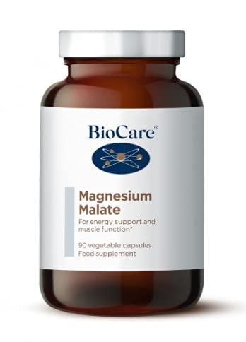 BioCare Magnesium Malate - 90 Capsules