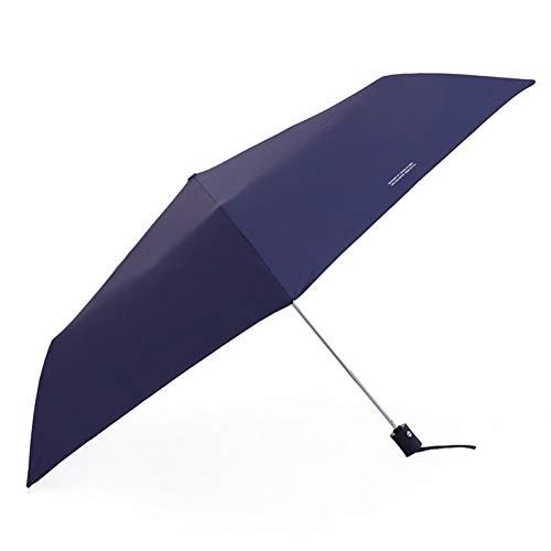 SSNNBB Parapluie De Protection UV Ultra Léger Protection Solaire Pliant Parapluie Femelle Coupe-Vent Portable Fille Parapluie