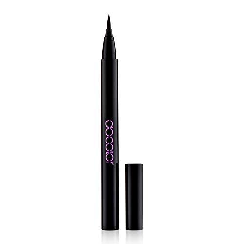 Docolor Liquid Eye liner Pen, Waterproof and Easy to Makeup Eyeliner Pencil Eye Tool