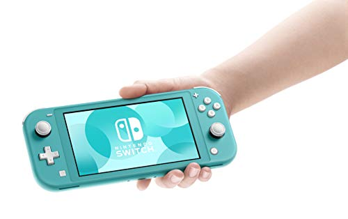 Console Nintendo Switch Lite - Turquoise - 5
