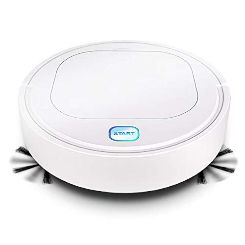 Why Should You Buy Robot Vacuum Cleaner, Vacuum and Mop Robotic Vacuum Cleaner, 3-in-1 Rechargeable ...