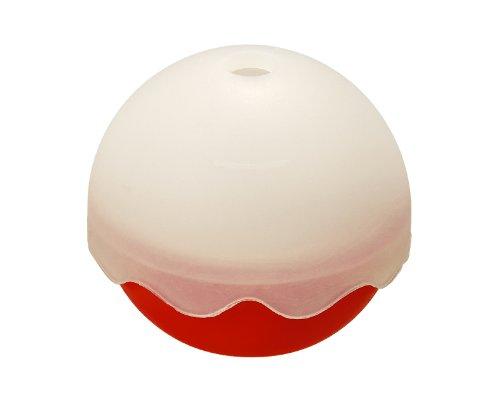 Lurch 10432 Eiswürfelbereiter Eisball Ø 65mm, rot