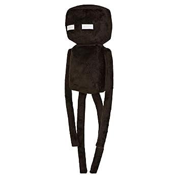 JINX Minecraft Enderman Plush Stuffed Toy Black 17  Tall