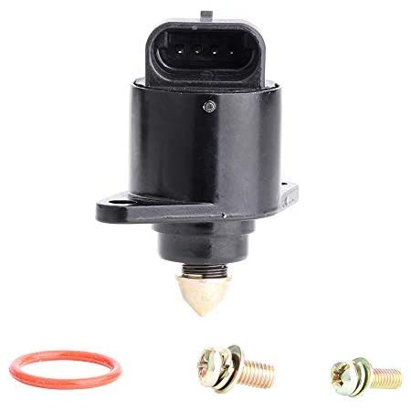 ECCPP 2H1020 Idle Air Control Valve for Controlling Fuel Injection fit for Buick//Chevrolet//Ford Geo//GMC//Isuzu//Oldsmobile//Pontiac