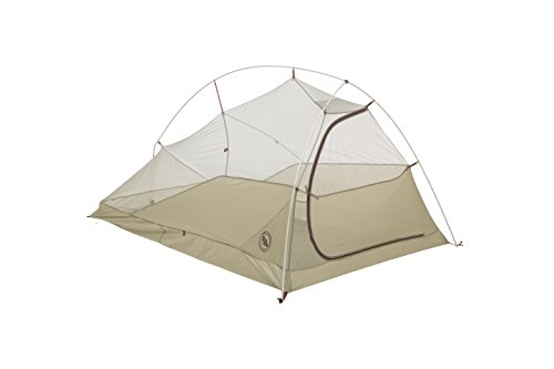 Big Agnes Unisex's Fly Creek Tent, Olive Green, One Size