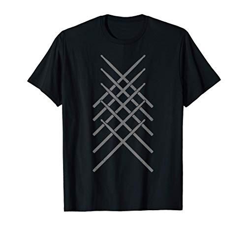 Baterista Drummer Bateria Regalos Tambores Tamborileros Camiseta