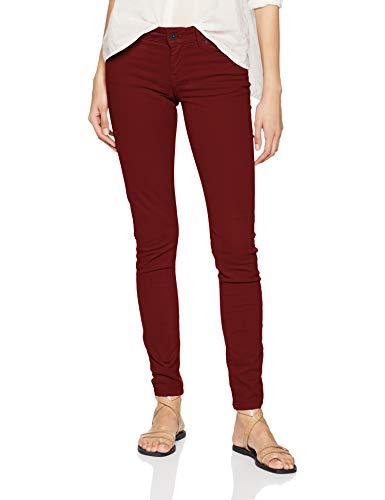Pepe Jeans Soho Raincoat, Rojo (287), 25 para Mujer