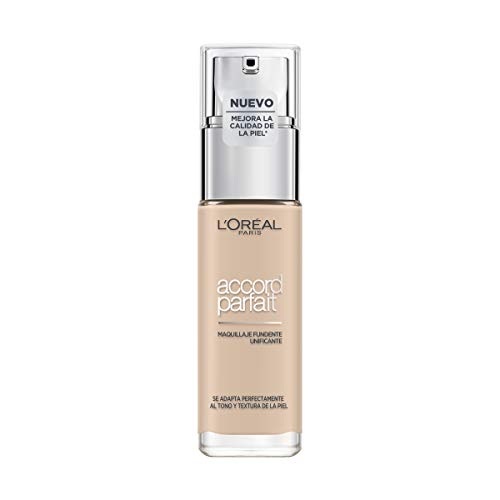 LOREAL ACCORD PERFECT MATCH FOUNDATION 1R1C IVOIRE