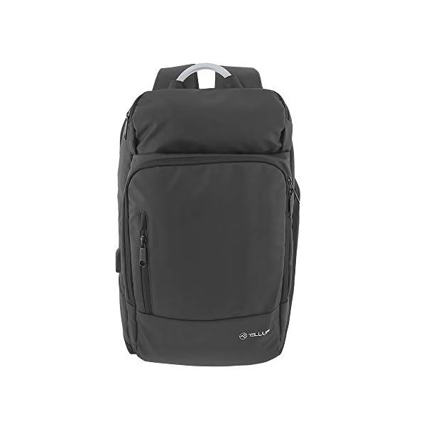 "317YH2qSc1L. SS600  - Tellur 17.3"" Notebook Backpack Business L, USB Port, Black"