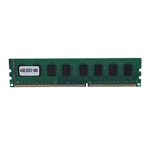 SHYEKYO 1600MHz Memoria RAM de 4GB de diseño Especial Estable y fácil de Usar para computadora de Escritorio para computadora portátil