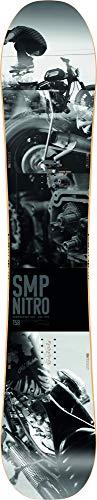 Nitro SMP Snowboard pour Homme Multicolore 158