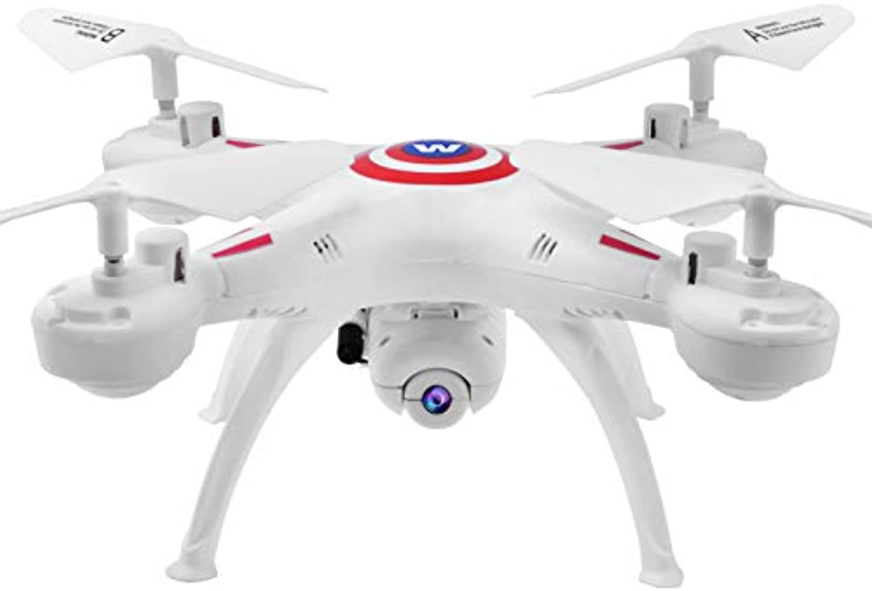 Tragbare Drohne mit 300.000 Pixeln HD-Kamera-Video, WiFi-Hhenfernbedienung Fixedhigh Speed Wind Resistance Quadcopter