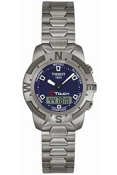 Tissot Herren T33758841 T-Touch Titanium Uhr