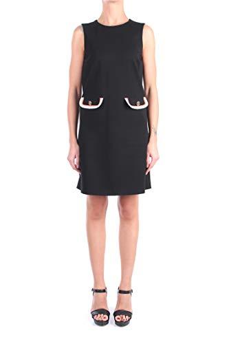 Liu Jo Collection CA1111 J1857 - Vestido corto para mujer Estrella negra. 42