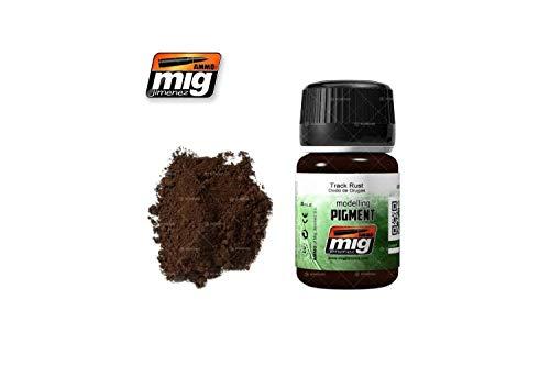 AMMO MIG-3008 Pigmente (35 ml) Track Rost, Mehrfarbig
