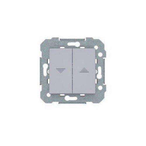 Bjc viva - Interruptor persianas plata luna