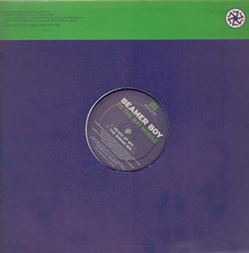 To The Batmobile [Vinyl 12