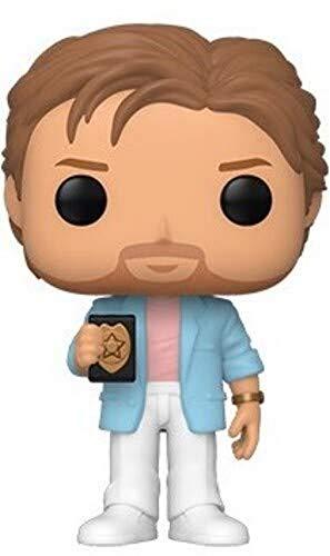 Funko- Pop TV: Miami Vice S2-Crockett Other License Collectible Toy, Multicolor...