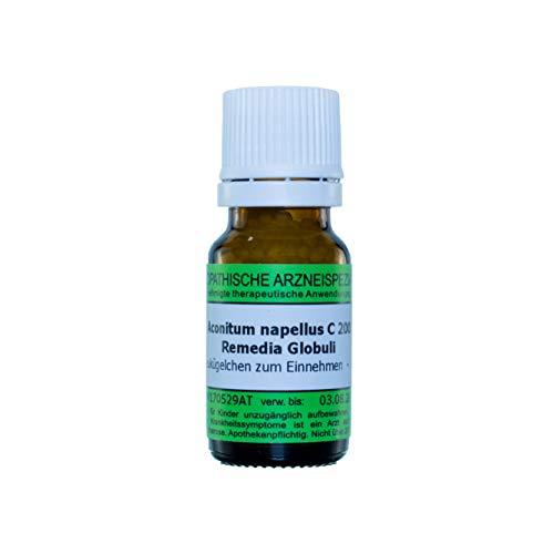 Aconitum napellus C200 Globuli, 10g Globuli