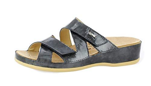 VITAL - Zapatos de mimo 0630M., color Gris, talla 38 EU