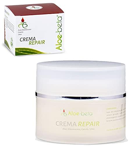 Crema Reparadora Aloe Arborescens 50 ml - Acción hidratante, regeneradora, antiarrugas, antimanchas - Remedio Natural - Efecto Antiedad