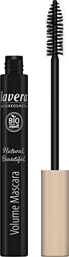 lavera Natural Beautiful Volume Mascara Wimperntusche, Schwarz
