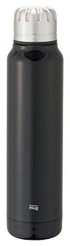 thermo mug(サーモマグ) アンブレラボトル ブラック