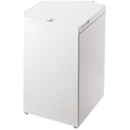 Indesit OS 1A 100 2 Independiente Baúl 100L A+ Blanco congelador – congelador – Congelatorios (Coffre, 100 L, 9 kg/24h, SN-T, A+, blanco)