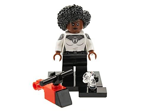 LEGO Marvel Series 1 Monica Rambeau Minifigure 71031 (Embolsado)