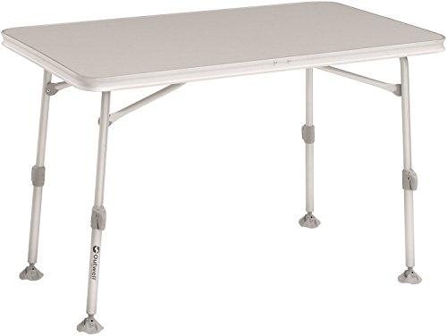 Outwell Roblin, Tisch